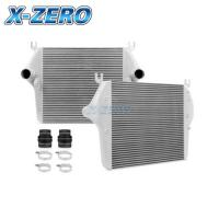 Quality Cummins 2003-09 Front Mount Turbo Intercooler , Custom Intercooler Dodge Ram 2500 3500 5.9L/6.7L wholesale