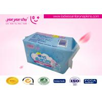Best Menstrual Period Cloud Sensation Sanitary Napkins , 290mm Disposable Sanitary Pads wholesale