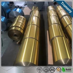 Best Epoxy Coating Aluminium Sheet Roll For Air Conditioner Marine Engineering wholesale
