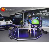 Quality Virtual Reality Cinema 2 Handles VR Theme Park Equipment HTC VIVE VR Game Station wholesale