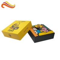 Best Hard Cardboard Packaging Box Gloss / Matt Lamination With Lid Printing Riddles Book wholesale
