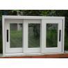 Best Interior Aluminium Sliding Bathroom Window Sound-Proof & Fire Rated Australian Standard wholesale