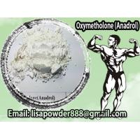 Quality High Purity Anabolic Steroid Powder , Anadrol Oxymetholone Raw Hormone Powder wholesale