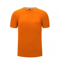 Best Athletic Works 160gsm Printed Sports T Shirts Breathable wholesale