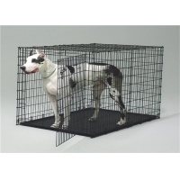 Metal Pet Exercise Fence Dog Cage Pet Playpen With 16 Panels or 8 Panels for sale