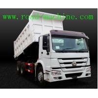 Best Transport Blue / Yellow / Red HOWO 6 x 4 Dump Truck 25 ton ZZ3257N3647A wholesale