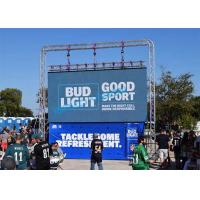 Buy cheap Stage Led Backdrop Screen Rental Waterproof Outdoor 6000 Nits High Brightness from wholesalers