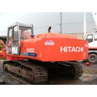 Best Used Hitachi EX200-1 Used Earthmoving Equipment  20 Ton 0.8cbm Capacity  9321 Hours wholesale