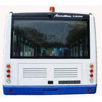 Cheap Luxury Radio + DVD + MP3 77 Passenger Airport Apron Bus With 7100mm Wheel Base for sale
