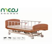 Best Wooden Head Clinic / Hospital Patient Bed MJSD04-03 Electric Control wholesale
