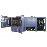 Best Perfect Temperature And Humidity Test Chamber With Double Sided Cold Rolled Plate wholesale