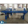 Best Municipal Wastewater Treatment Filter Press Equipment 0.6Mpa Filter Pressure wholesale
