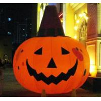 Quality Oxford Multi-size Inflatable Halloween Pumpkin with Light for Decoration wholesale