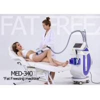 Best 2 Handpieces Fat Freeze Slimming Cryolipolysis Vacuum Machine For Fat Reducing wholesale