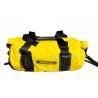 Best 30L Bright Yellow Tarpaulin PVC Motorcycle Duffel Dry Bags / Waterproof Camping Bag wholesale