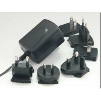 Buy cheap 15W - 24W wall mount Universal AC Power Adapter For Router , CCTV , Digital from wholesalers