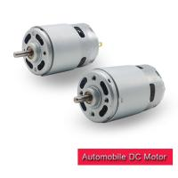 Buy cheap High Torque High Speed DC Motor , Automotive DC Motor Carbon Brush With Ball from wholesalers