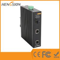 Quality 2 Gigabit TX + 1GF Industrial Gigabit Ethernet Switch Fiber Optical Network Switch wholesale