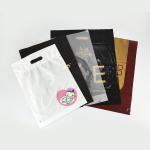 China ODM Custom Plastic Shopping Bag for sale