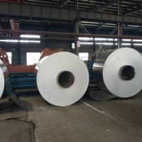 Buy cheap Mill Finished Capacitor A1235 Series Aluminium Foil Roll , Aluminum Sheet Metal from wholesalers