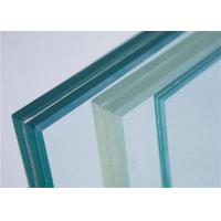 Best Decorative Clear Tempered PVB Laminated Glass / Tempered Safety Glass For Stairs wholesale