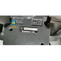 Buy cheap Komatsu Swing Gearbox Assembly PC58UU Complete Motor and gearbox PN 20U-26-00121 from wholesalers