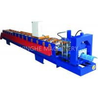 China GI Colored Steel Cold Roll Forming Machine With Electric Tile Cutting Machine on sale