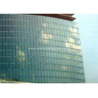 Quality Curve / Flat Laminated Safety Glass Minimum Size 250 Mm-350 Mm Solid Structure wholesale