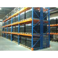 China Steel Selective Industrial Pallet Racking Systems 3.9m Warehouse Beam Type on sale