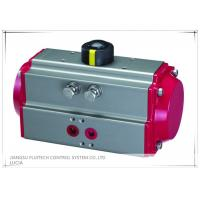 Best High Performance Rack And Pinion Pneumatic Actuator AT-DA140 Double Action wholesale