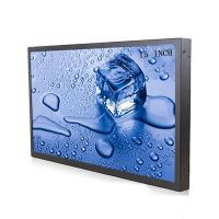 Best Wall Mount 22 Inch Security Monitor Screen , Multi - Function LCD Cctv Tv Monitor wholesale