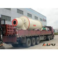 Best Wet Grinding Ball Mill Equipment , Energy Saving Industrial Grinding Mill Machine wholesale