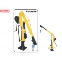 Best Boom Truck Manual Jib Crane With Swivel 360 Degree Capacity 500kg-1000kg wholesale
