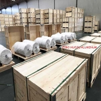 Coated Food Packing 8011 Heavy Duty Aluminium Foils for sale