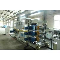 Best Multilayer Transparent TPU Sheet Single Screw Extrusion Machine 800mm wholesale