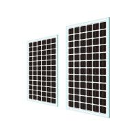 Buy cheap Polycrystalline Silicon Building Integrated Photovoltaic Panels With 30 Years from wholesalers