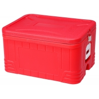 90L Portable Vaccine Container  Storage Cooler Cold Chain Insulated Box Red/blue mini car cooler box Supplier for sale