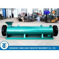 Buy cheap Rotary Drum Fertilizer Granulator Machine Custom Capacity High Efficiency from wholesalers