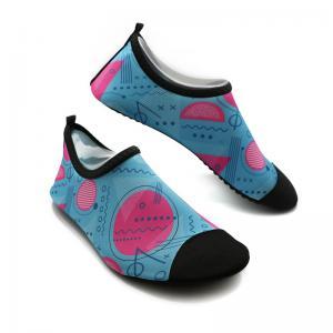 Best Soft Ladies Swim Shoes Durable Ladies Aqua Beach Shoes BSCI Certification wholesale