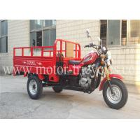 Quality Professional ISO9000 CCC EEC Trike 3 Wheel Cargo Box Trike Truck wholesale