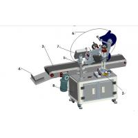 China round bottle series, plane series, lateral series,label cutting and folding machine on sale