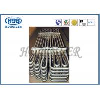 Best Low Temperature Boiler Economizer H Finned Tube , Economiser In Steam Power Plant wholesale