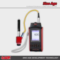Buy cheap 999 Data Memory Portable Hardness Tester HARTIP 2500 With Digital Probe from wholesalers
