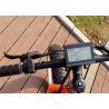 Best Waterproof 250w - 1000w E Bike LCD Display Enduro Bike Accessories wholesale