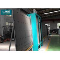 Best Hydraulic Double Insulating Glass Production Line 3-15 Mm Thickness Servo Motor wholesale