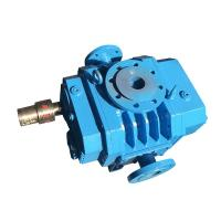Buy cheap ZJQ150 Ac Vacuum Pump Three Leaf Gas Circulation Cooling Blue Color from wholesalers