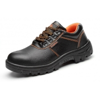China Low Cut Labor Insurance Shoes Men'S Anti Smash Anti Piercing Wear-Resistant And Breathable Safety Shoes for sale