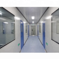 China ISO 14644 Food Medical Cleanroom Hvac System FS209E for sale