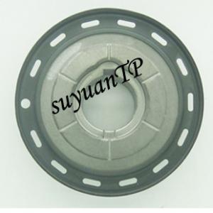 Best Volvo Crankshaft Timing Belt Tensioner Pulley TOPASIA Cogwheel For 0805.E5 31251356/ 96 565 845 80 wholesale