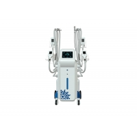 Touchscreen Cryotherapy Cavitation Portable Fat Freezing Machine for sale
